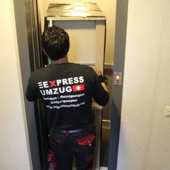 Express Umzug AG Galerie 22